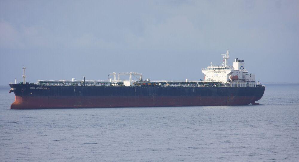 Un tanque petrolero (imagen referencial)