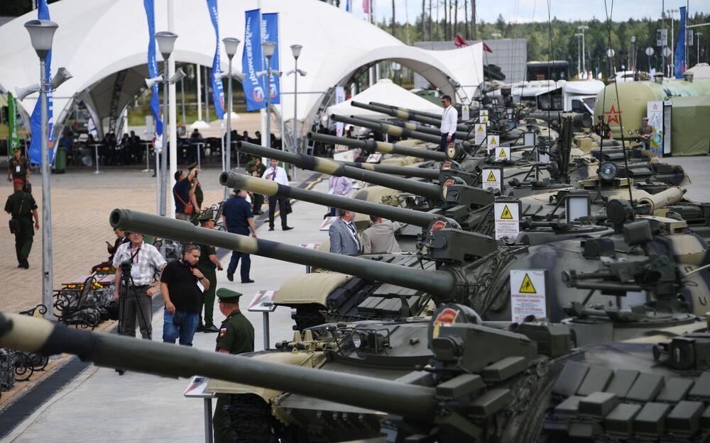 Army 2019: cuando todo el poderío de las FFAA rusas se concentra en un solo lugar