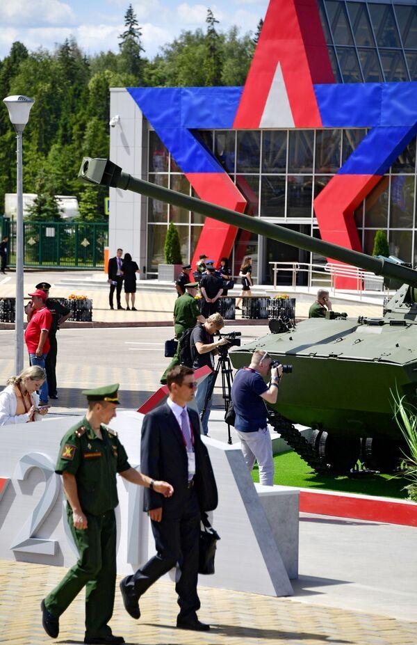 Army 2019: cuando todo el poderío de las FFAA rusas se concentra en un solo lugar  - Sputnik Mundo