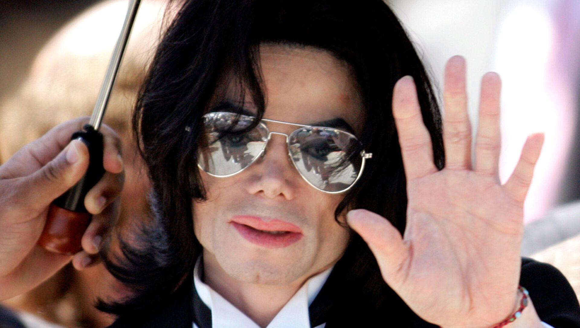 El cantante Michael Jackson - Sputnik Mundo, 1920, 25.06.2019