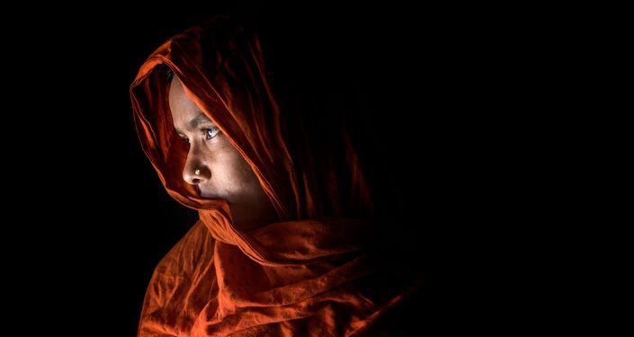'La historia de los atormentados', de Mushfiqul Alam (Bangladesh), también está en la final dentro de la categoría 'Retrato. Un héroe de nuestro tiempo, series'.