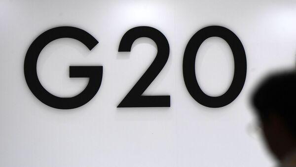 Cumbre del G20 en Osaka, Japón - Sputnik Mundo