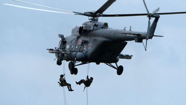 Hombres Corteses en el foro Army - Sputnik Mundo