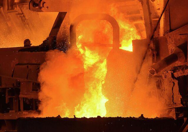 Hornos metalúrgicos