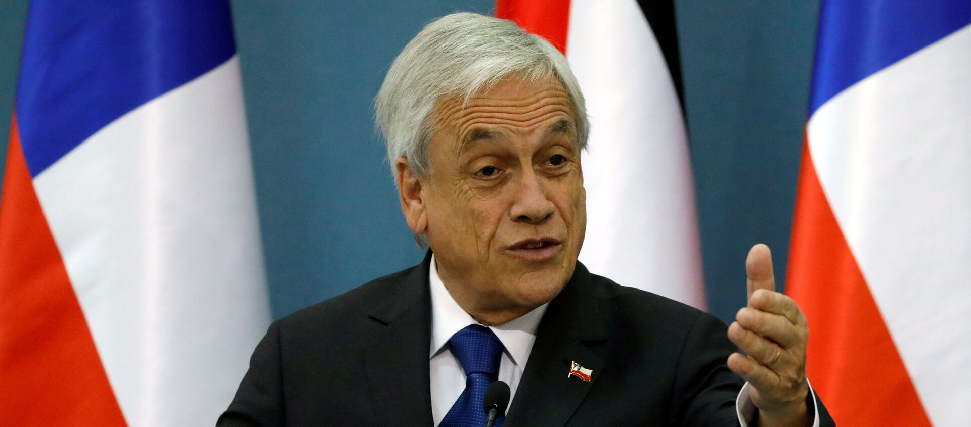Sebastián Piñera, presidente de Chile - Sputnik Mundo, 1920, 11.07.2019