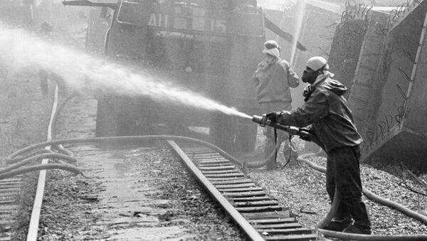 Historia de valentía: el ciudadano de la URSS de raza negra que tomó parte en Chernóbil - Sputnik Mundo