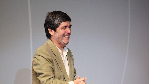 El cineasta chileno Sebastián Alarcón - Sputnik Mundo