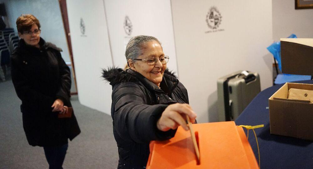 Elecciones internas en Uruguay