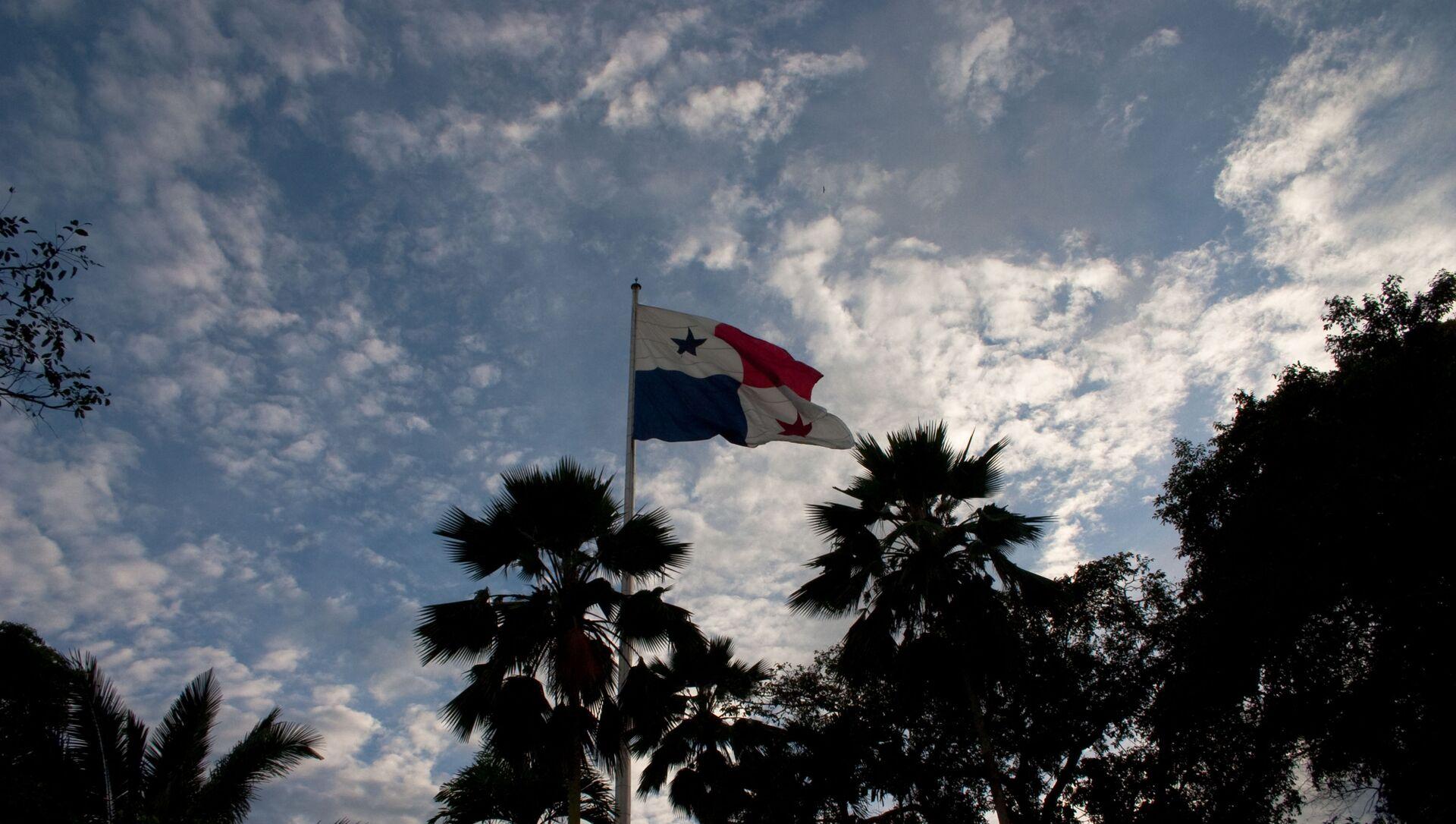 Bandera de Panamá - Sputnik Mundo, 1920, 04.02.2021