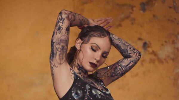Belinda, la cantante mexicana - Sputnik Mundo