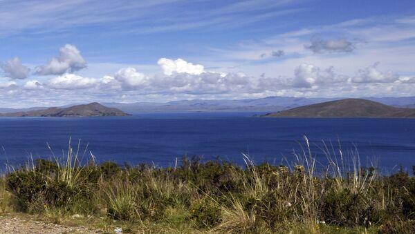 El lago Titicaca - Sputnik Mundo