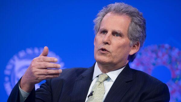 David Lipton, primer subdirector gerente del Fondo Monetario Internacional  - Sputnik Mundo
