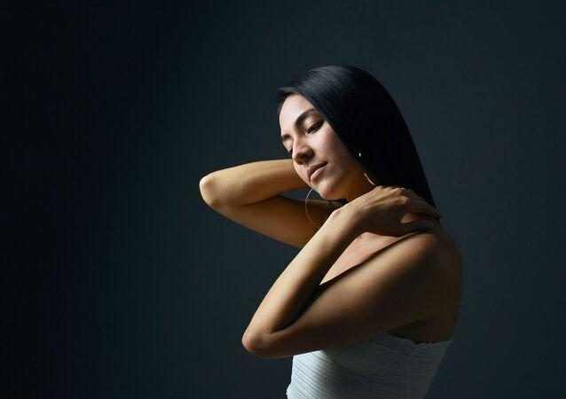 Mujer latinoamericana (imagen referencial)