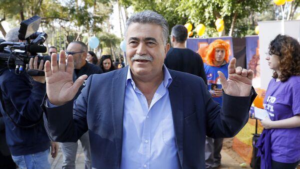 Amir Peretz, diputado laborista israelí - Sputnik Mundo