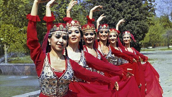Mujeres uzbekas - Sputnik Mundo