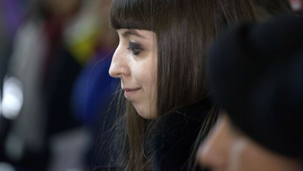 Florencia Kirchner, hija de expresidenta argentina Cristina Fernández de Kirchner (archivo) - Sputnik Mundo