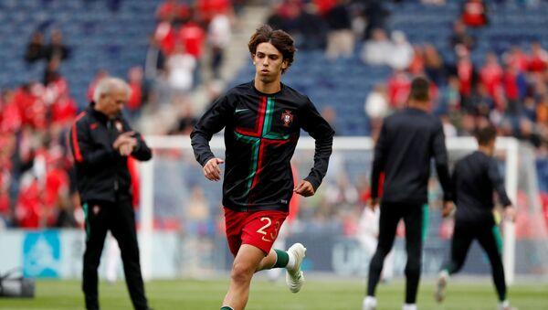 Joao Félix, futbolista portugués - Sputnik Mundo
