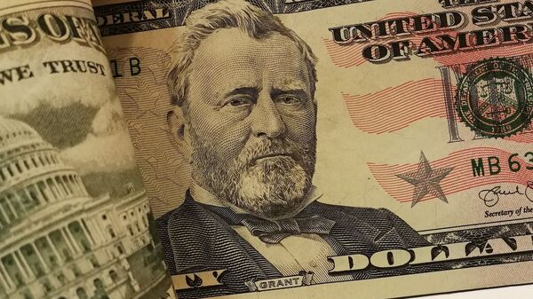 Un dólar (imagen referencial) - Sputnik Mundo