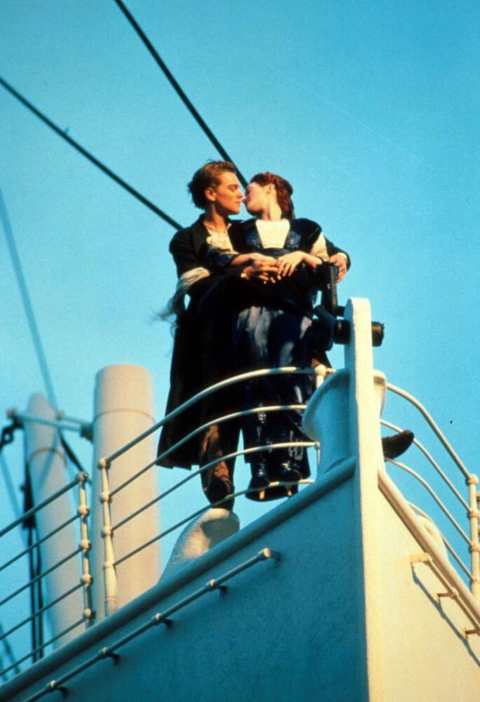 El mítico director de cine James Cameron cumple años