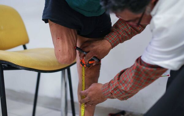 Centro de Rehabilitación y Educación Especial de Oaxaca, México - Sputnik Mundo