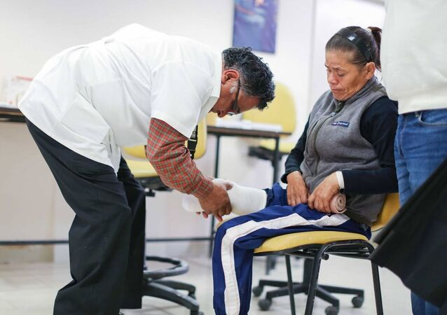 Centro de Rehabilitación y Educación Especial de Oaxaca, México