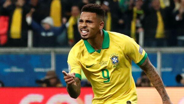 El futbolista brasileño Marquinhos - Sputnik Mundo