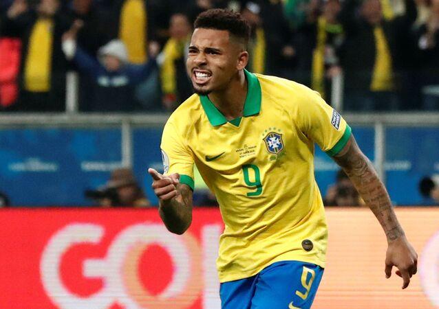 El futbolista brasileño Marquinhos