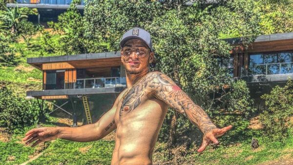 Cristian 'Maluma' Arango, futbolista colombiano - Sputnik Mundo