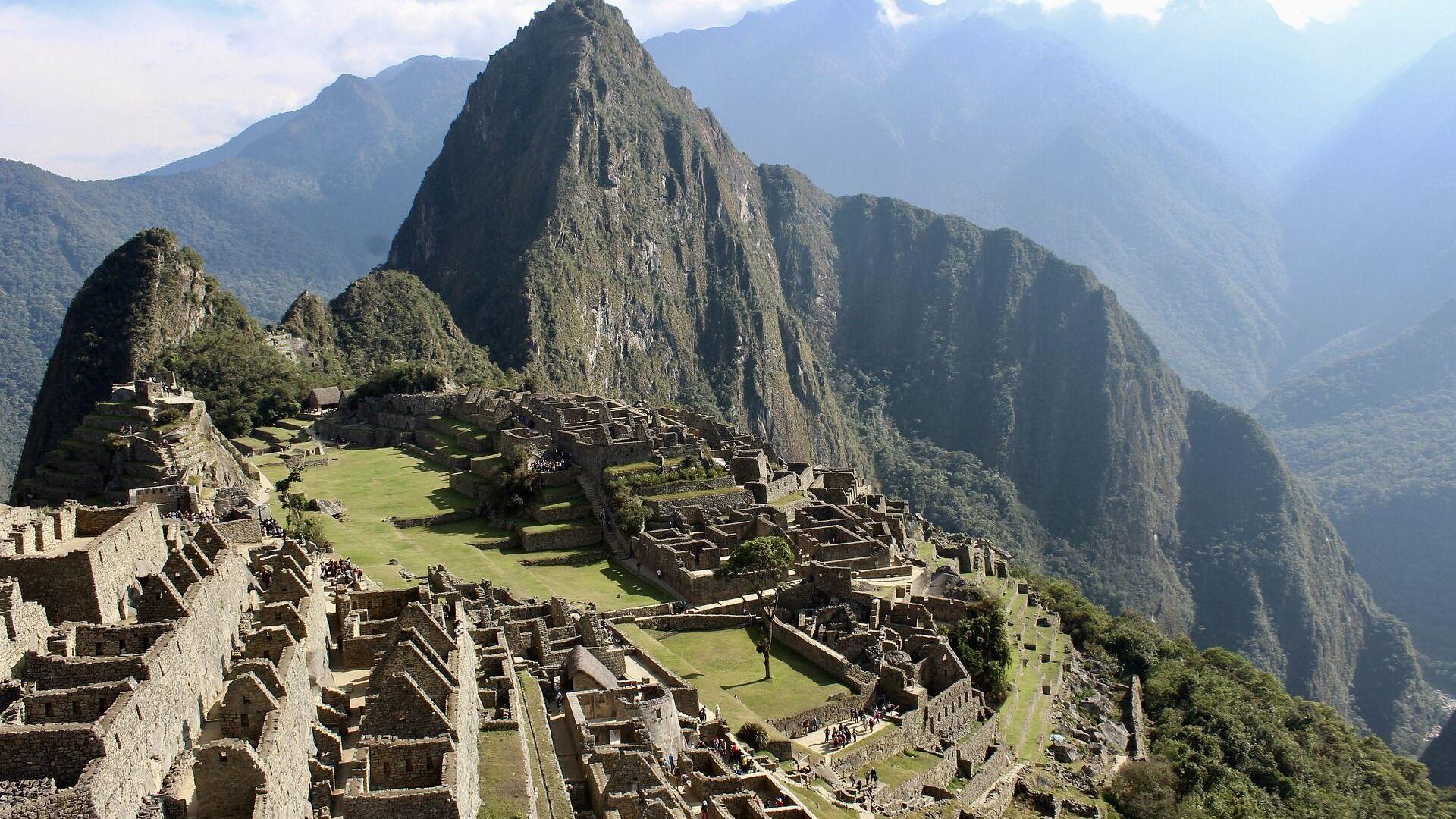 Machu Picchu, Perú - Sputnik Mundo, 1920, 10.03.2021