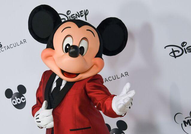 Mickey Mouse, personaje de Disney