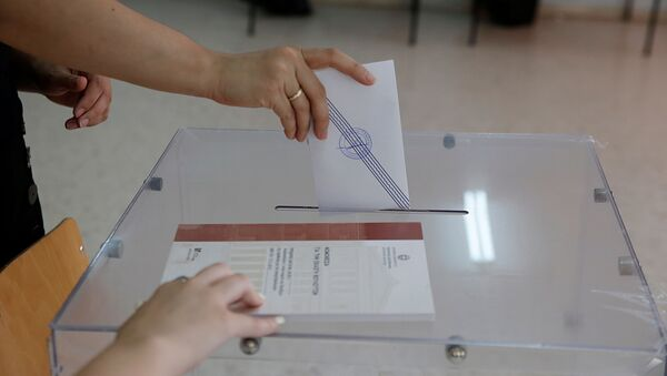 Elecciones en Grecia - Sputnik Mundo