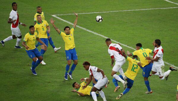 La final de la Copa América - Sputnik Mundo