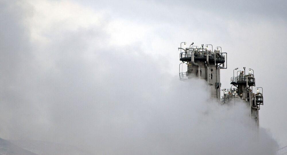 Planta nuclear de Arak (archivo)