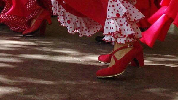 El baile flamenco - Sputnik Mundo