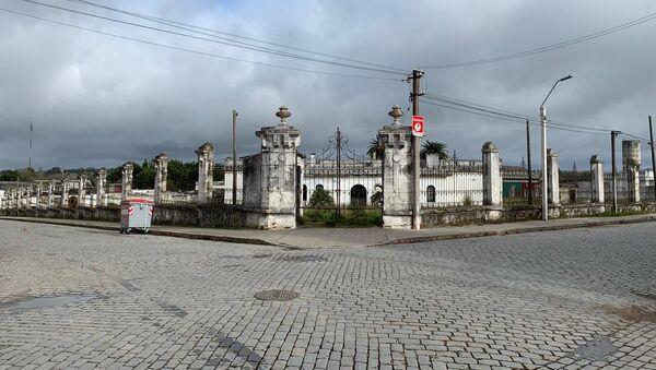 Cárcel de Rocha, Uruguay, donde en 2010 murieron 12 personas a causa de un incendio - Sputnik Mundo