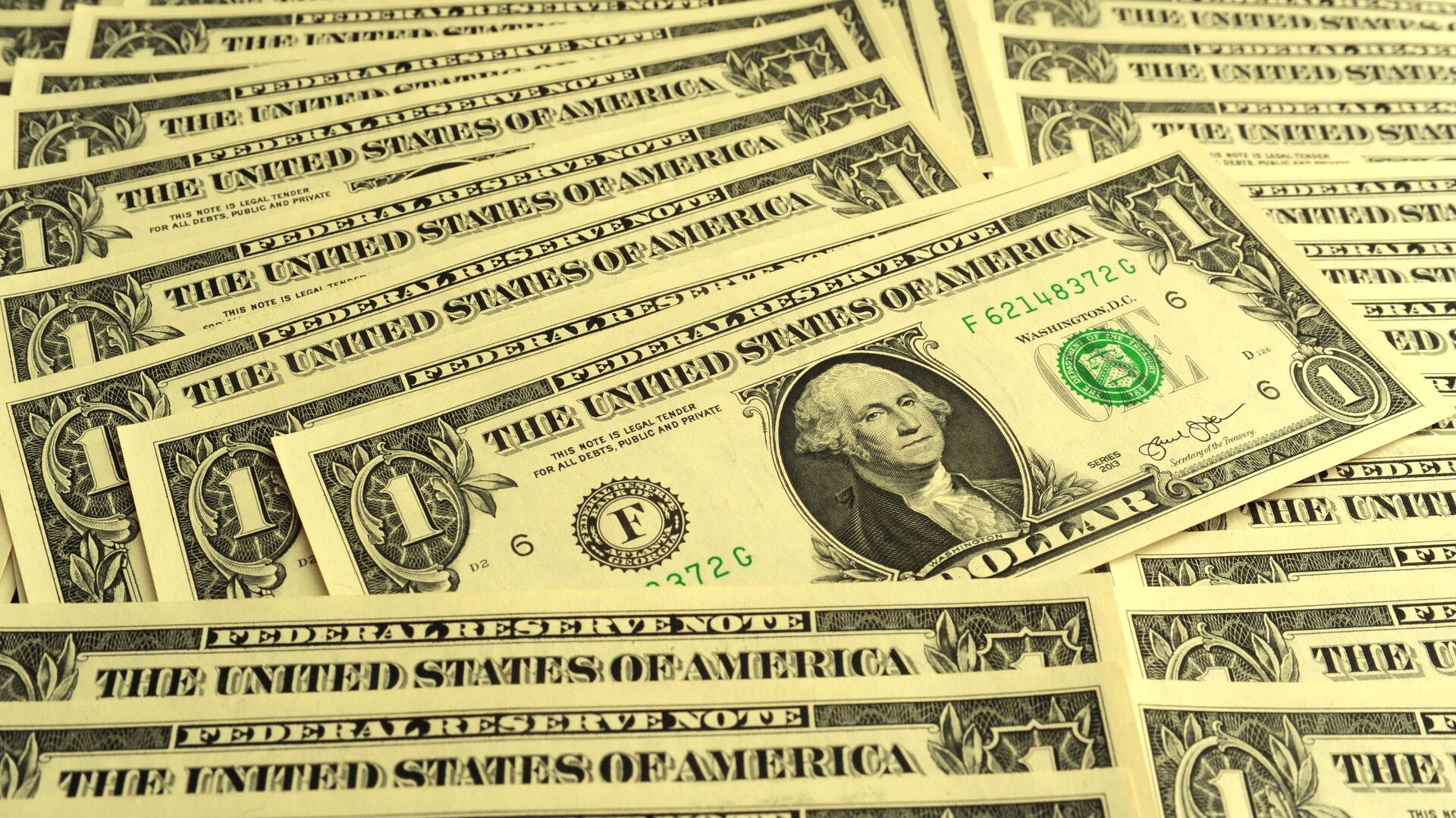 Dólares estadounidenses (archivo) - Sputnik Mundo, 1920, 08.01.2021