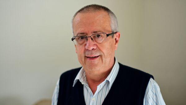 Carlos Urzúa, el secretario de Hacienda de México - Sputnik Mundo