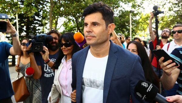 Javier Sánchez Santos, hijo de Julio Iglesias - Sputnik Mundo