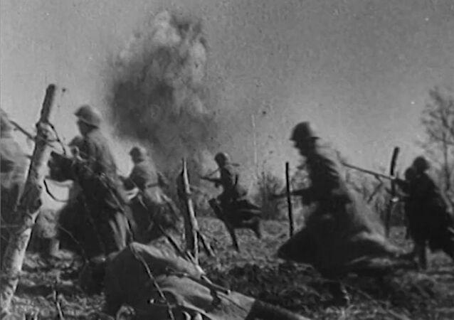Un día como hoy en 1941 empezaba la defensa de Leningrado