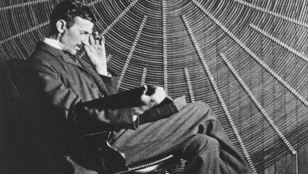Nikola Tesla - Sputnik Mundo