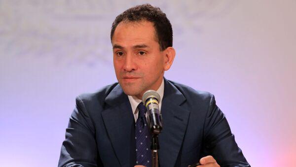 Arturo Herrera, nuevo titular de Hacienda y Crédito Público de México - Sputnik Mundo