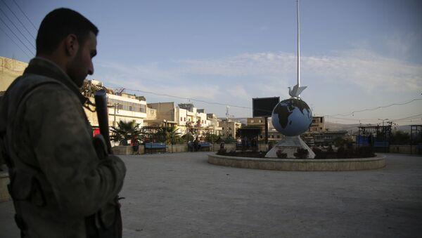 Afrín, Siria - Sputnik Mundo