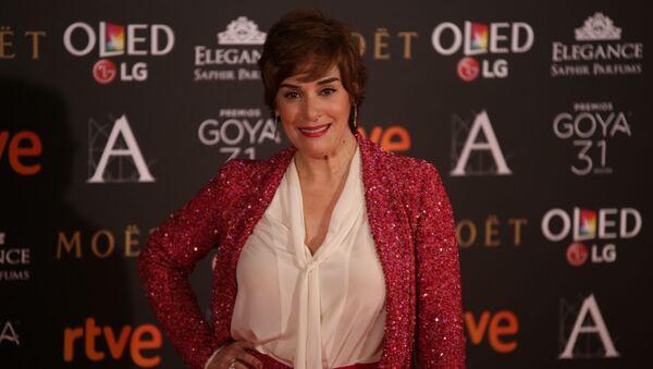 Anabel Alonso, presentadora y actriz española - Sputnik Mundo