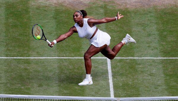 Serena Williams, deportista estadounidense - Sputnik Mundo