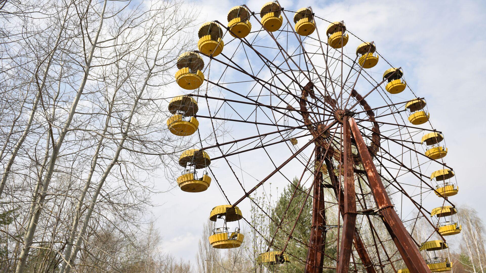 La zona de exclusión de Chernóbil - Sputnik Mundo, 1920, 23.09.2020