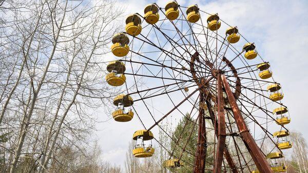 La zona de exclusión de Chernóbil - Sputnik Mundo