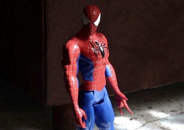 Spiderman, imagen referencial