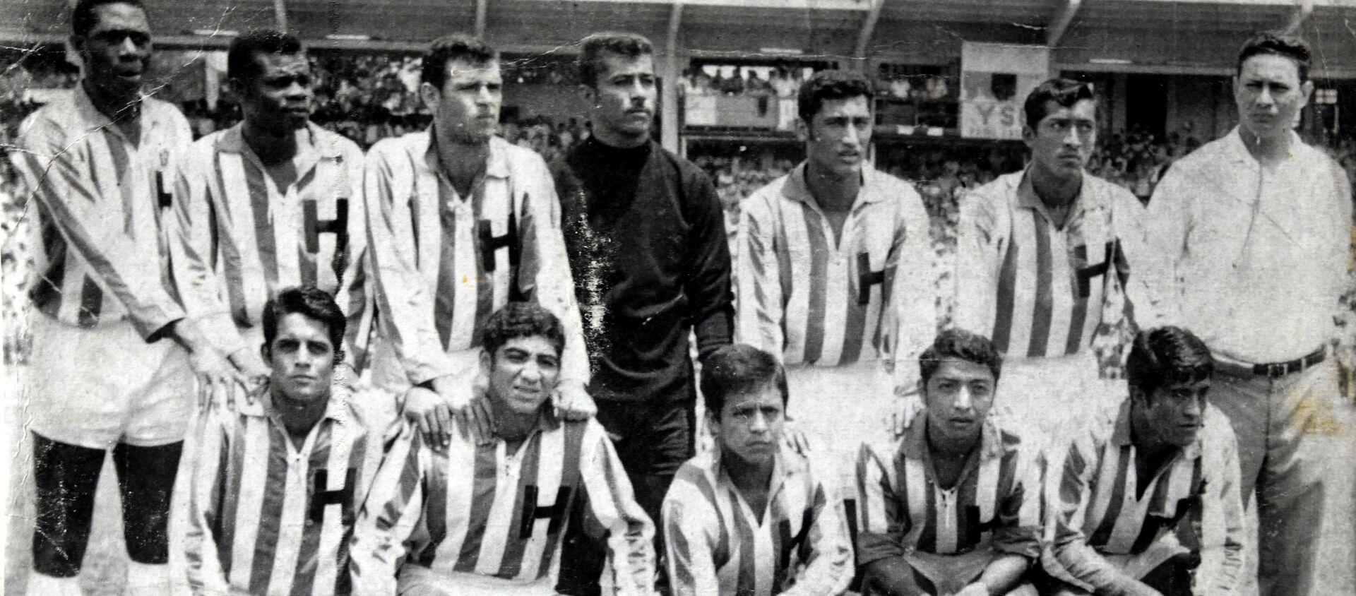 Selección nacional de Honduras en 1969 - Sputnik Mundo, 1920, 12.07.2019
