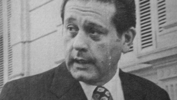 René Favaloro, el gran médico argentino - Sputnik Mundo