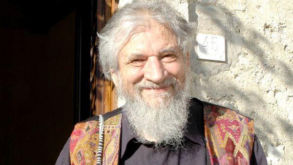 Claudio Naranjo, psiquiatra chileno - Sputnik Mundo